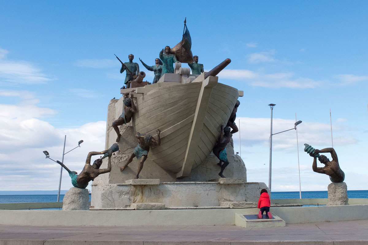 Punta Arenas, les vents de la fin du monde