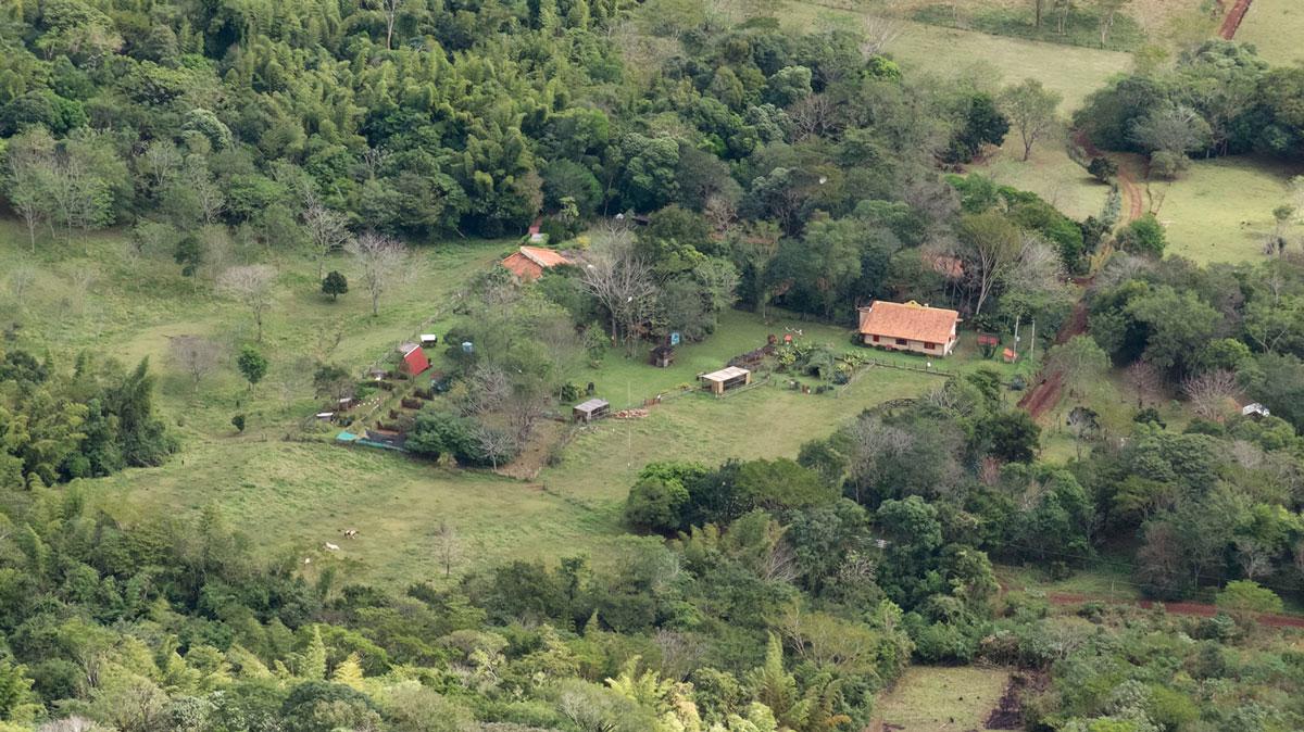 Paraguay Ybytyruzú Granja Fransisca