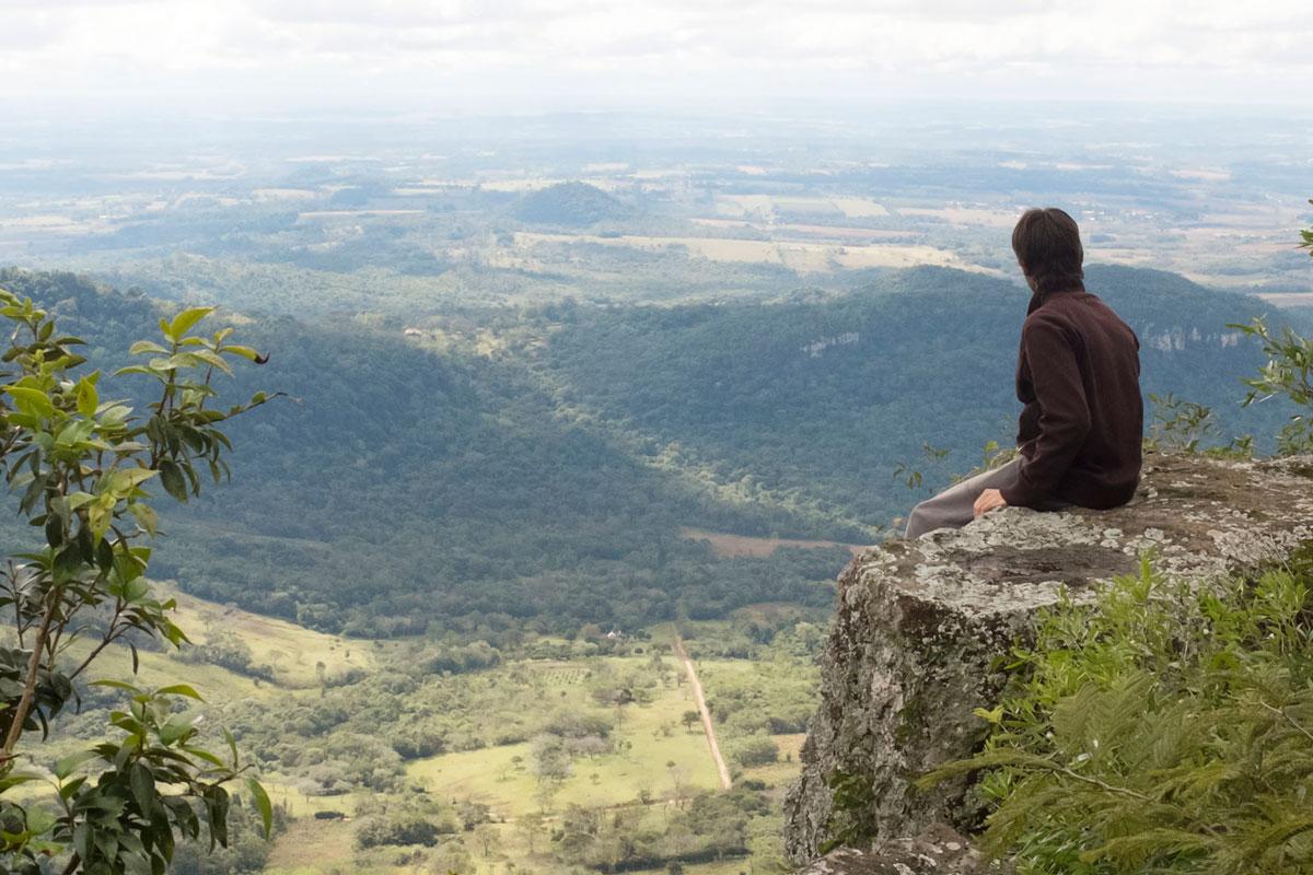 Paraguay Ybytyruzú Cerro Corá mirador