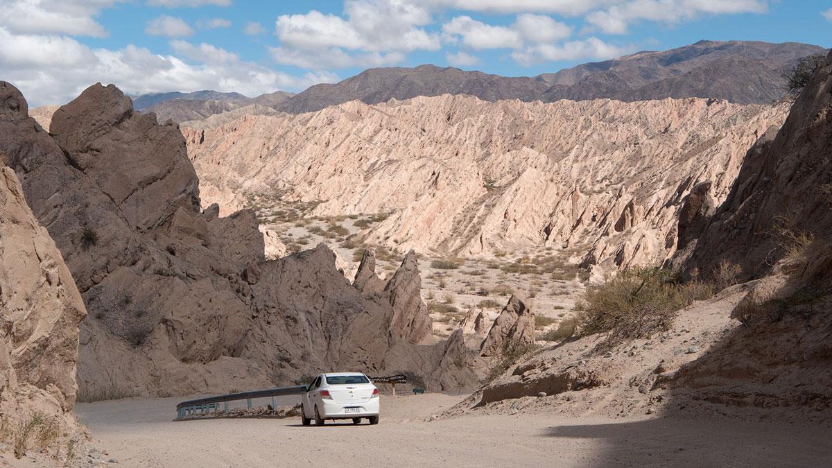 Salta Argentina Ruta 40 quebrada de las flechas