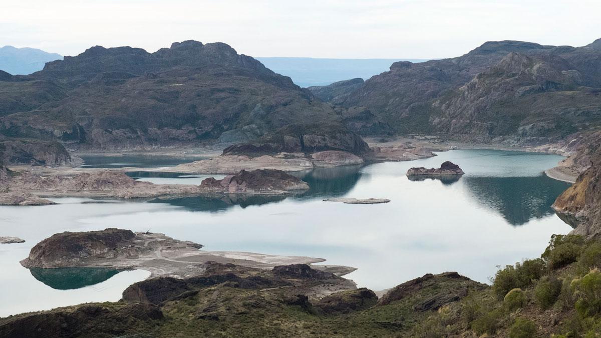 Chili Patagonie laguna verde minera cerro bayo
