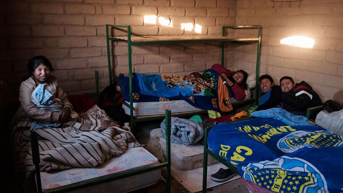 Pasto Ventura dortoir