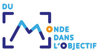 Logo Du Monde Dans L'Objectif