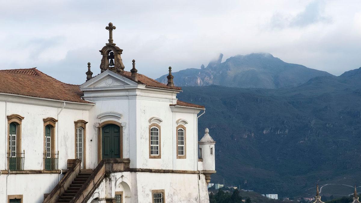 Ouro Preto Musée des sciences et des techniques de l'école des mines