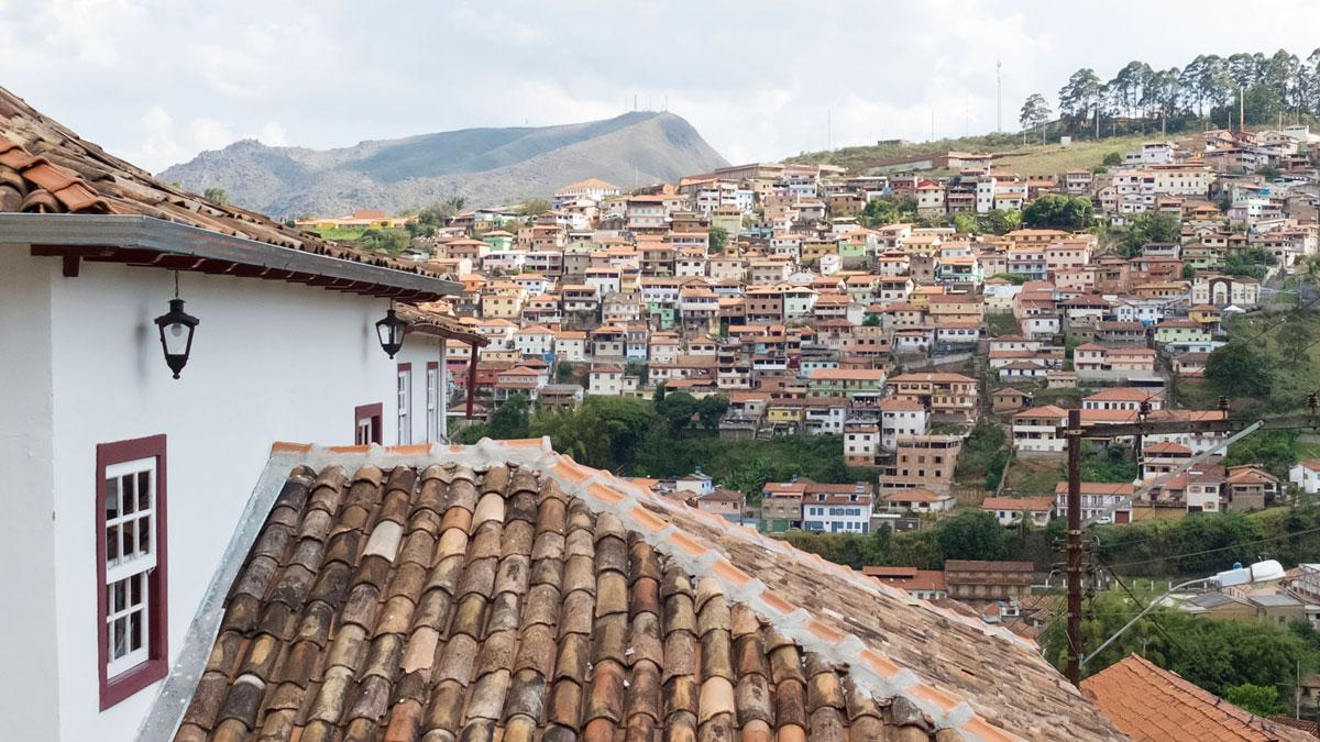 Ouro Preto Quartier Populaire