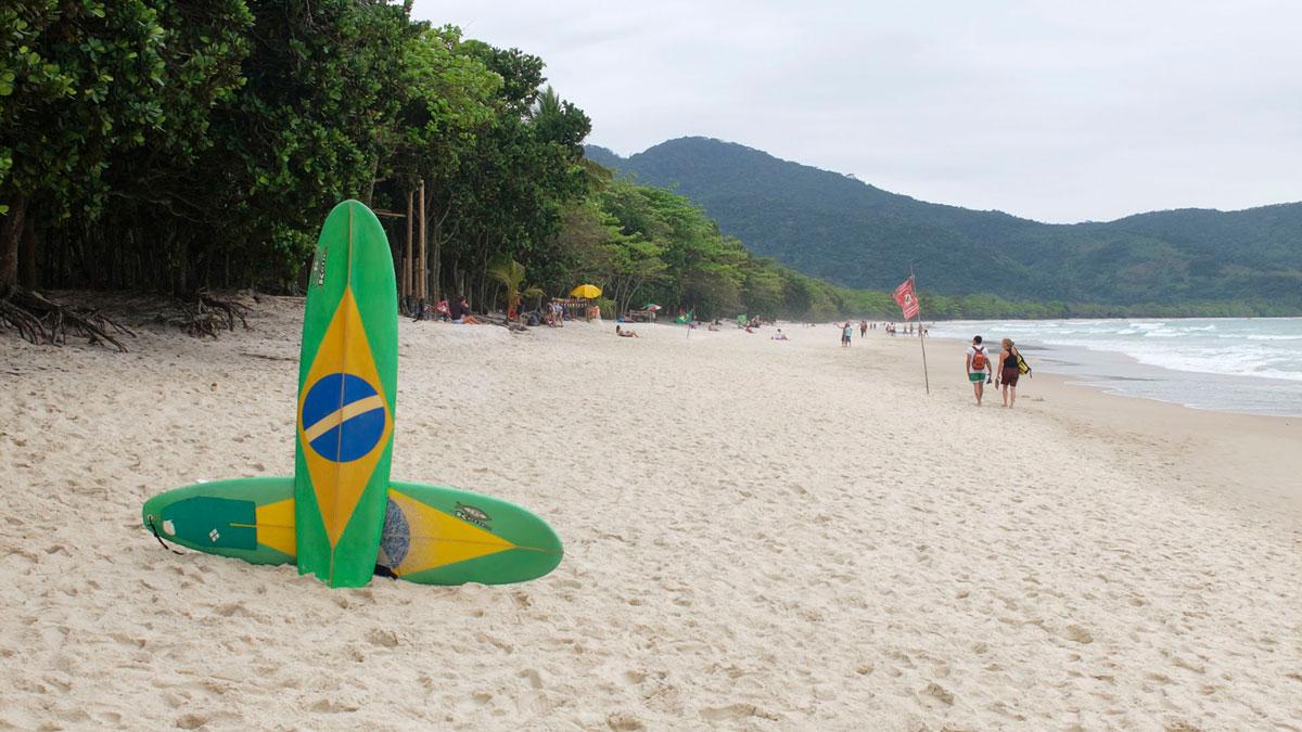 Ilha Grande, paradis tropical et sauvage