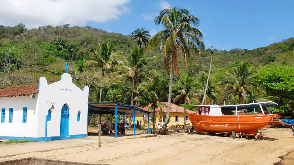 Ilha Grande Praia Longa