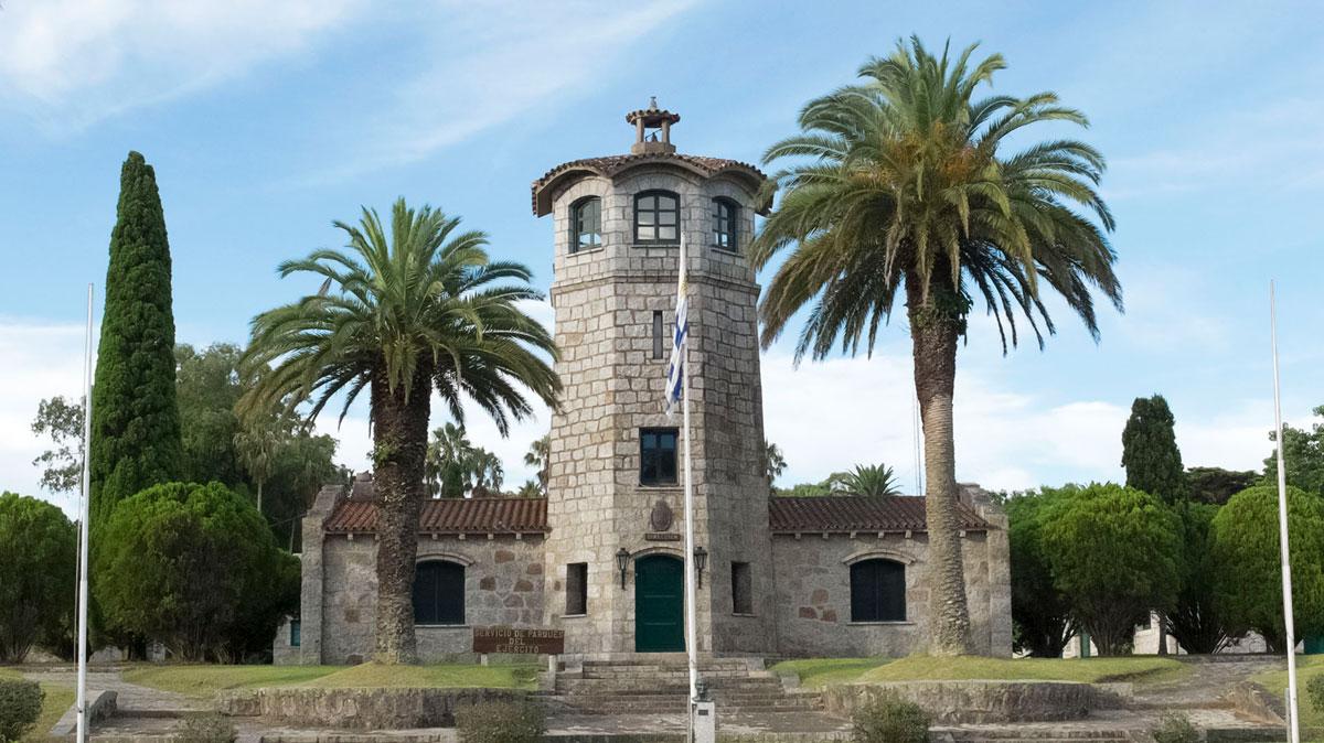Parc Santa Teresa Uruguay Administration