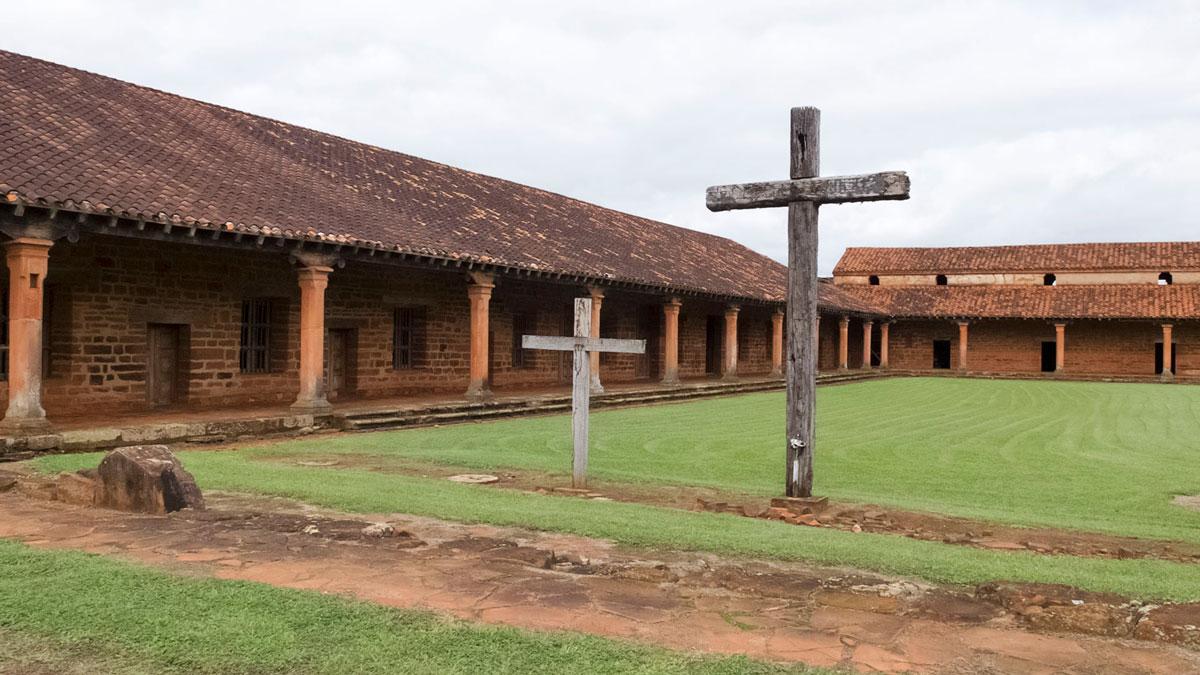 Mission jésuite guarani San Cosme y Damián
