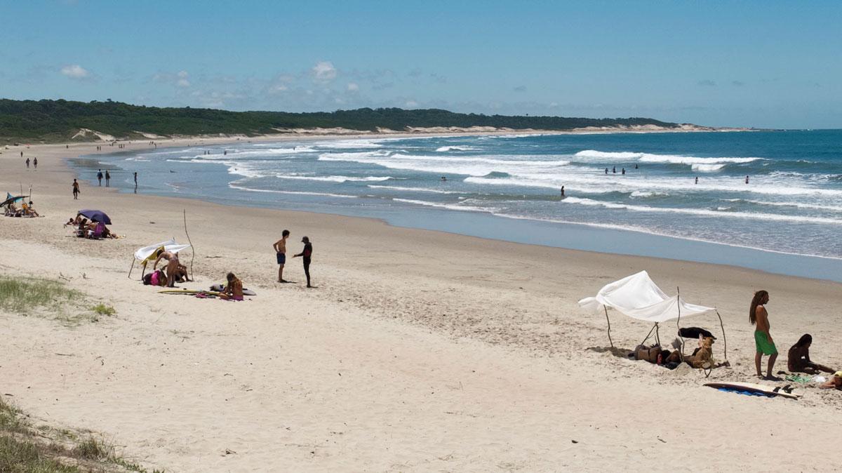 Parc Santa Teresa Uruguay Playa Grande