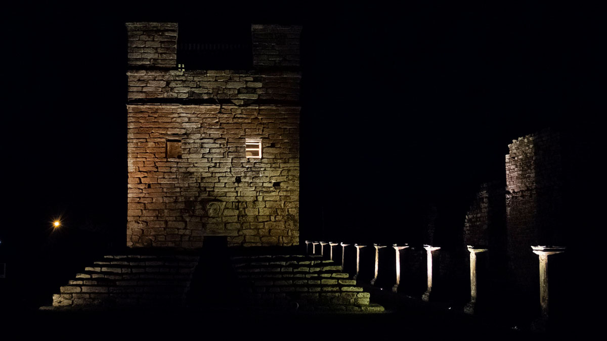 Mission jésuite guarani trinidad mirador spectacle nocturne