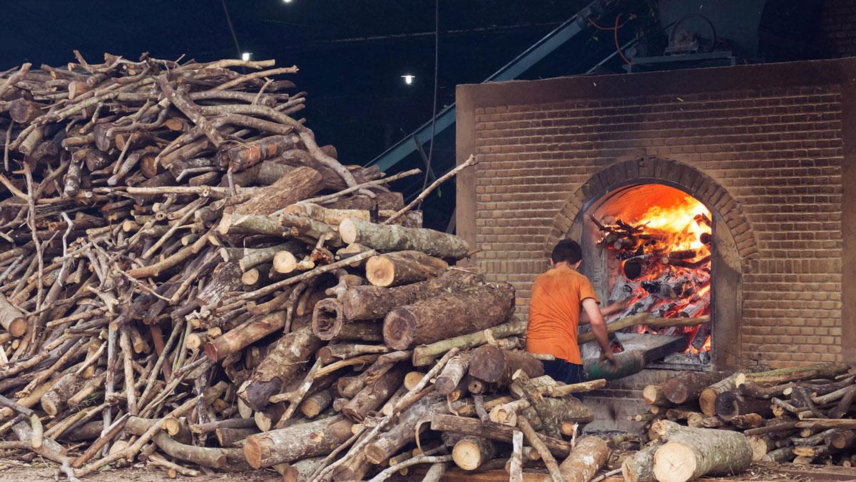 paraguay paso yobai moulin sechage yerba maté