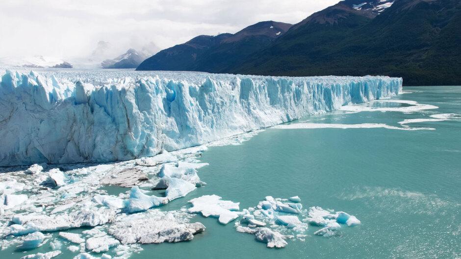 Glacier Perito Moreno, les yeux dans les bleus