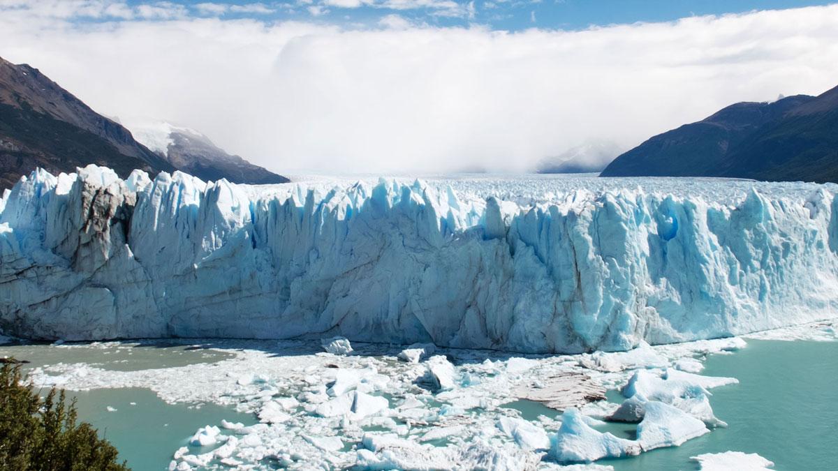 Argentine Glacier Perito Moreno Face