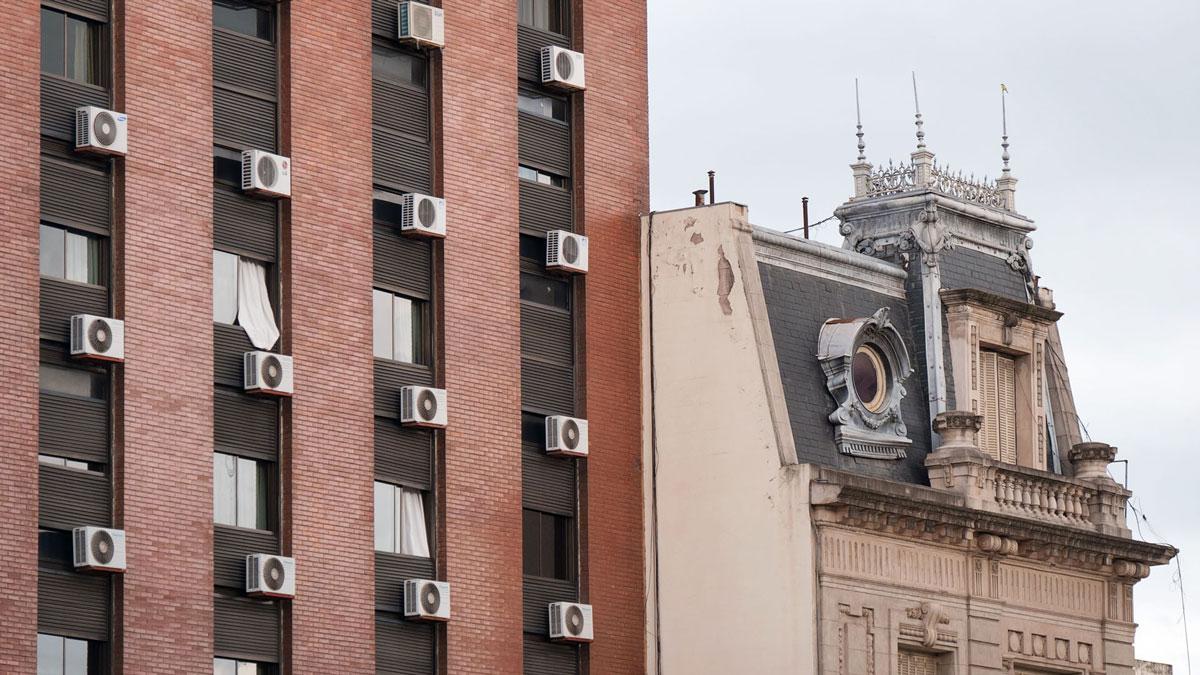Argentine Tucuman Street Photography architecture