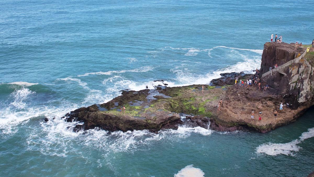 Brésil Torres Océan