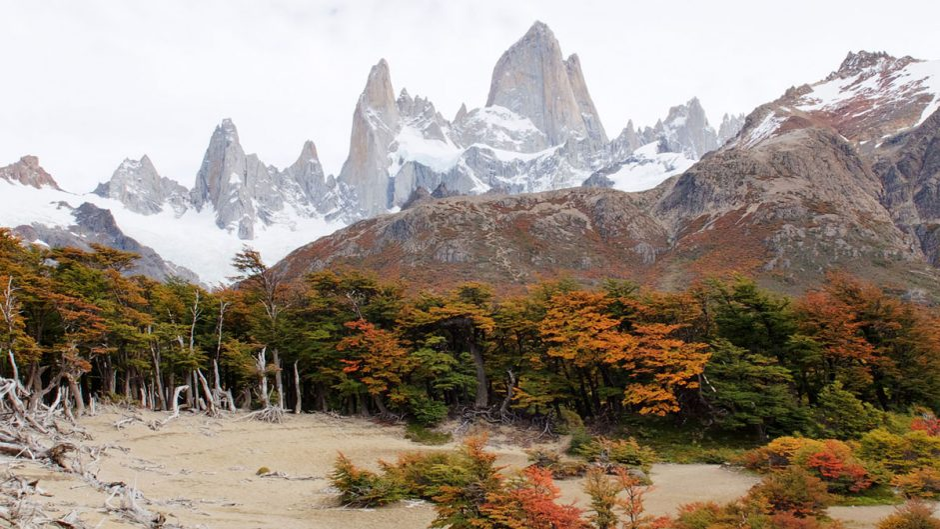 El Chaltén, trek dans les couleurs d'automne